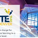 ISTE16 logo