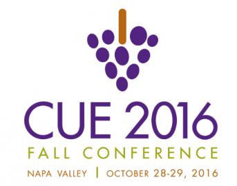 Fall CUE 2016