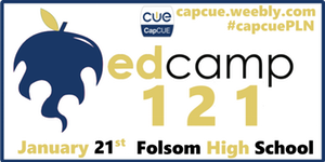 logo for EdCamp Folsom