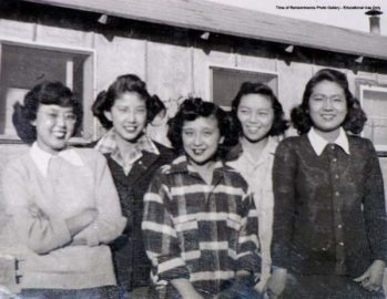 photo a girls in camp - from Christine Umeda