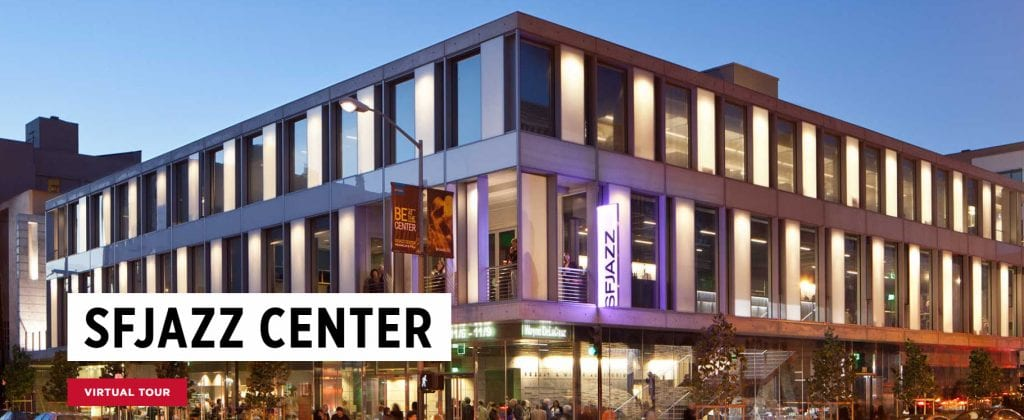 SFJAZZ Center in San Francisco